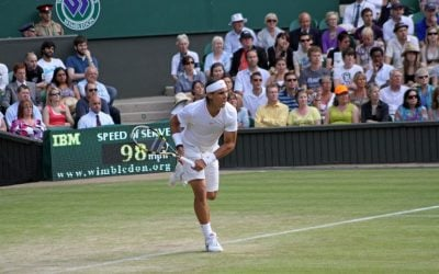 Wimbledon's winning brand identity